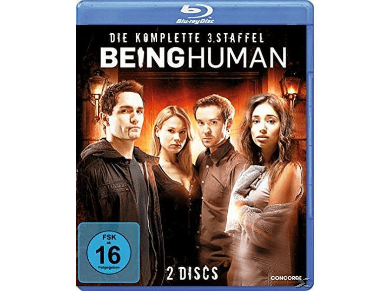 Being Human - Staffel 3 [Blu-ray]