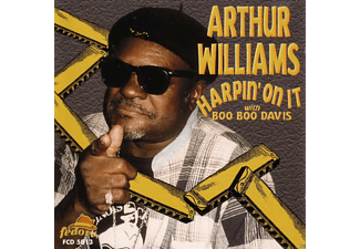 Arthur Williams - Harpin On It - (CD)