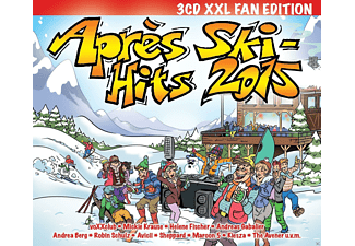 VARIOUS - Apres Ski Hits 2015 - XXL Fan Edition (3 CDs) - (CD)