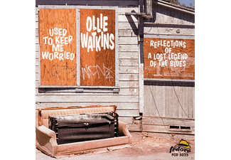 Ollie Watkins - Used To Keep Me Worried - (CD)