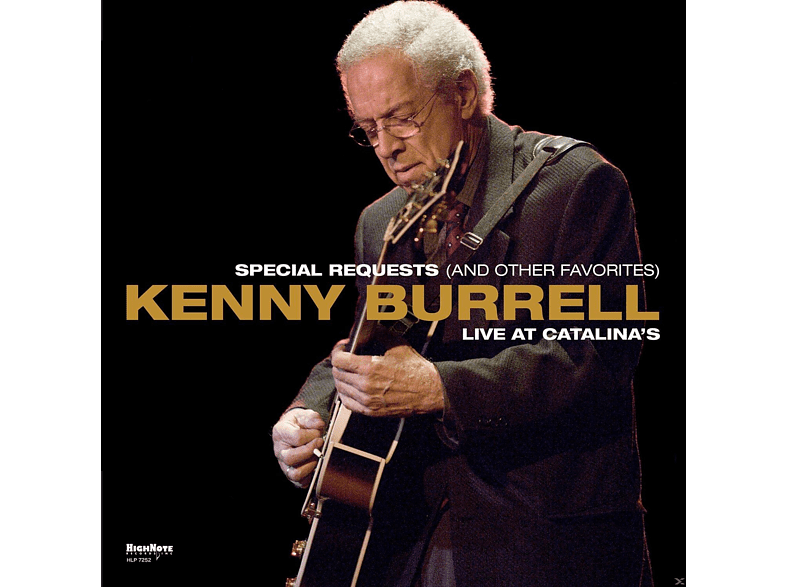 Kenny Burrell - Special Requests (And Other Favorites) [Vinyl]