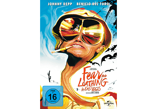 Fear and Loathing in Las Vegas - (DVD)