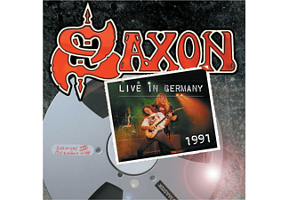 Saxon - Live In Germany 1991 - (CD)