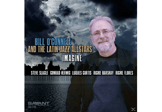 Bill O'connell - Imagine - (CD)