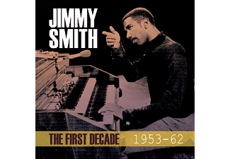 Jimmy Smith - The First Decade 1953-62 - (CD)