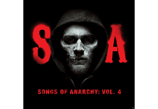 VARIOUS - Songs Of Anarchy Vol.4 - (CD)