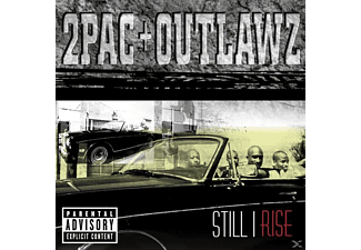 2 Pac & The Outlawz - Still I Rise CD