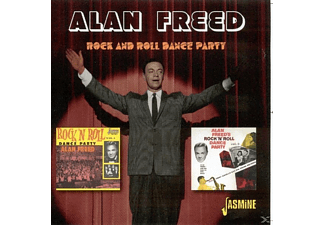 Alan Freed - Rock a And Roll Dance Party 1 & 2 - (CD)