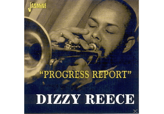 Dizzy Reece - Progress Report - (CD)