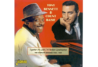 Count Basie, Bennett, Tony / Basie, Count - Together At Last,A Perfect Combination - (CD)