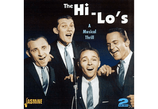 The Hi-lo's - A Musical Thrill - (CD)