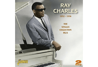 Ray Charles - THE SINGLES COLLECTION PLUS 52-58 - (CD)