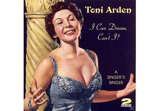 Toni Arden - I Can Dream Can't I - (CD)