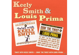 Prima, Louis / Smith, Keely - Twist With Keely Smith / Doin' The Twist - (CD)