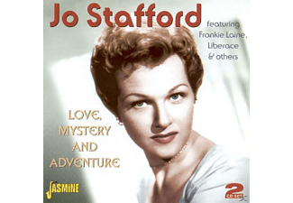 Jo Stafford - LOVE MYSTERY AND ADVENTURE - (CD)
