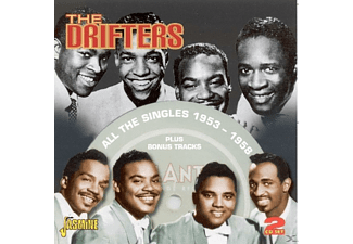 The Drifters - All the Singles 53-56 - (CD)