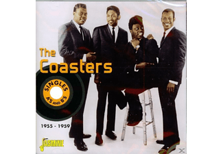 The Coasters - Singles A S & B S 1955-1959 - (CD)