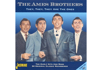 The Ames Brothers - They They They Are The One - (CD)