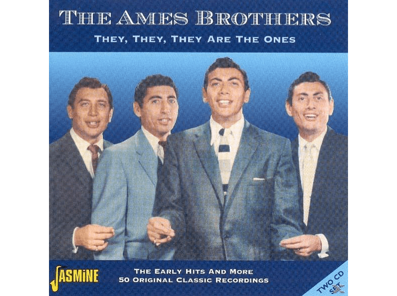 The Ames Brothers - They They They Are The One [CD]