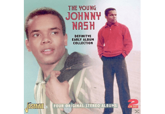 Johnny Nash - The Young Johnny Nash - (CD)