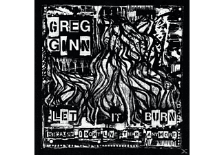 Greg Ginn - Let It Burn - (CD)