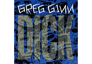 Greg Ginn - Dick - (CD)