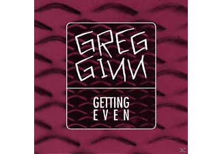 Greg Ginn - Getting Even - (Vinyl)
