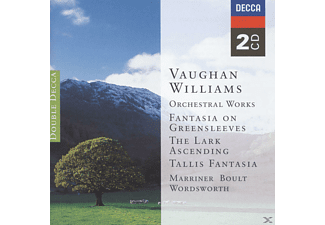 Ralph Vaughan Williams, VARIOUS - Fantasia On Greensleeves/+ - (CD)