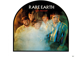 Rare Earth - Get Ready - (CD)