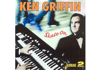 Ken Griffin - Skate On - (CD)