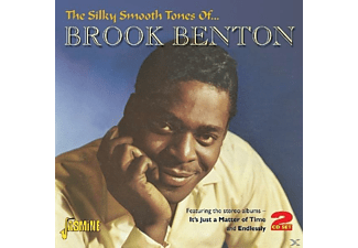 Brook Benton - The Silky Smooth Tones Of... - (CD)
