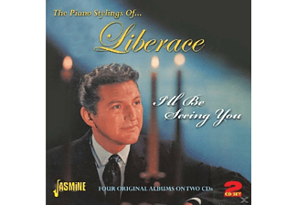 Liberace - I'll Be Seeing You - (CD)