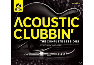 VARIOUS - Acoustic Clubbin' - The Complete Sessions - (CD)