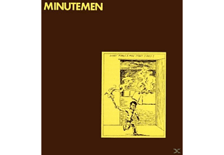 Minutemen - WHAT MAKES A MAN START FIRST - (Vinyl)