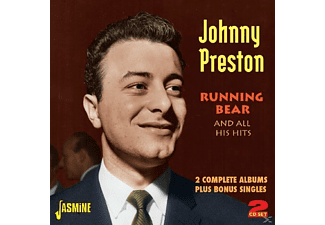 Johnny Preston - Running Bear & All His - (CD)