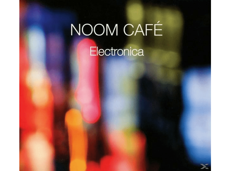 Noom Cafe - Electronica [CD]