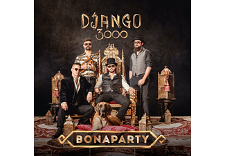 Django 3000 - Bonaparty - (CD)