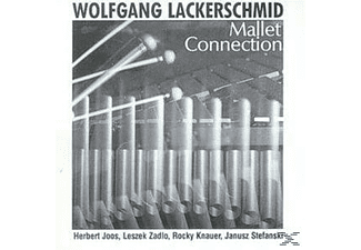 Wolfgang Lackerschmid, Herbert Joos, Leszek Zadio, Rocky Knauer, Janusz Stefanski - Mallet Connection - (CD)