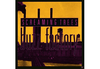 Screaming Trees - Buzz Factory - (CD)