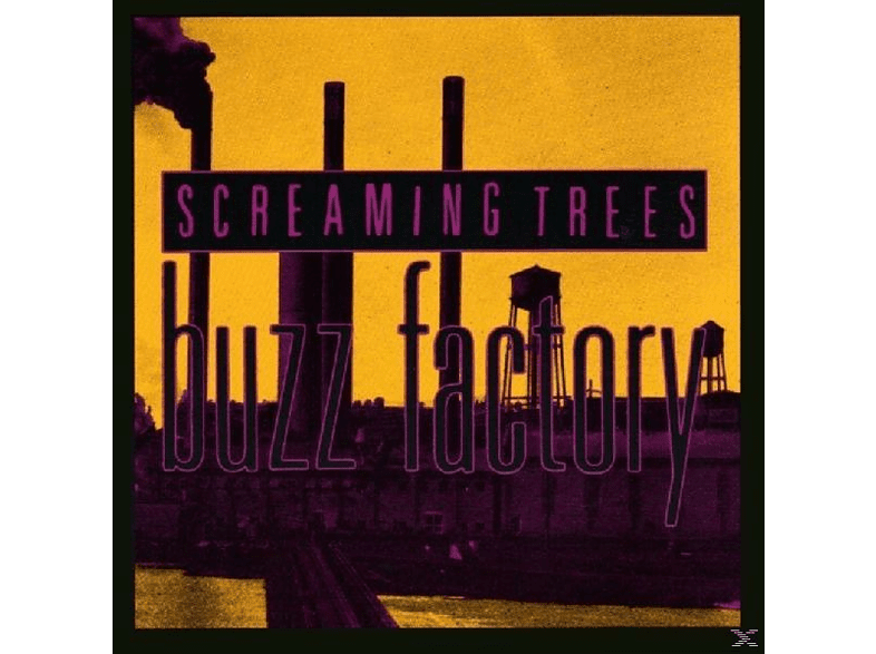 Screaming Trees - Buzz Factory [CD]
