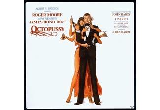 VARIOUS - Octopussy (Remastered) 007-James Bond - (CD)