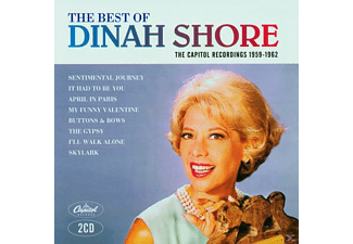 Dinah Shore - Best Of-The Capitol Recordings [CD]