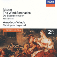 Amadeus Winds - Bläserserenaden/Divertimenti [CD]