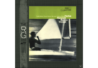 Herbie Hancock - MAIDEN VOYAGE (1999 RVG REMASTERED) - (CD)