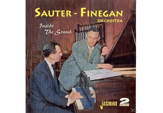 Sauter Finegan Orchestra - Inside The Sound - (CD)