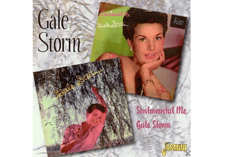 Gale Storm - Gale Storm & Sentimental Me [CD]