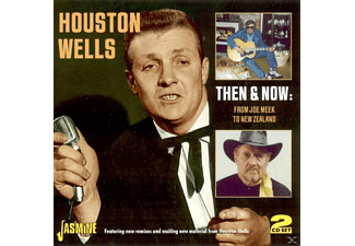 Houston Wells - Then And Now-From Joe Meek To New Zealand - (CD)