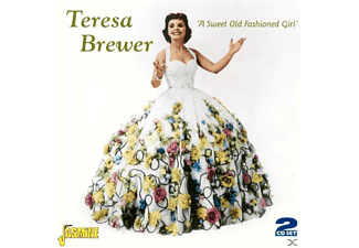 Teresa Brewer - A Sweet Old Fashioned Girl [CD]