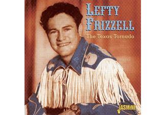 Lefty Frizzell - The Texas Tornado - (CD)