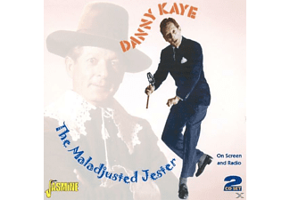 Kaye Danny - The Maladjusted Jester (On Screen & Radio) - (CD)